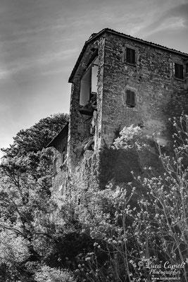 Lo Stato Delle Cose: Terremoto Centro Italia 5 Anni Dopo. Arquata del Tronto, zona rossa. © Luca Cameli Photographer