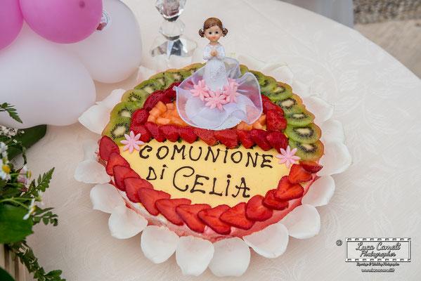 Celia, Prima Comunione - Grottammare