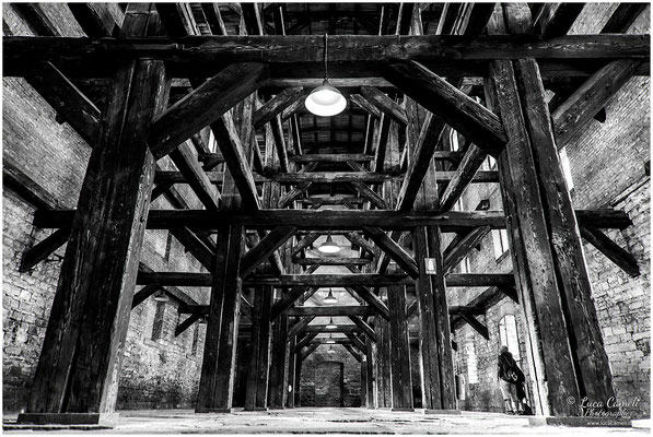 Risiera di San Sabba, Trieste. Stanza delle croci. Per Non Dimenticare ~ Giorno Della Memoria, 27 Gennaio. © Luca Cameli Photographer