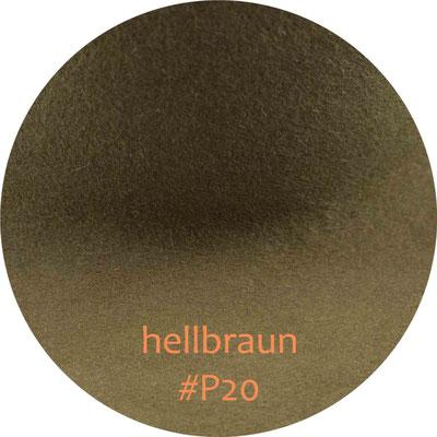 hellbraun #P20