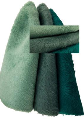 mint_eukalyptus_blaugrün Melusine Stumpe, beidseitig . Vintage, frisch gereinigt (solange der Vorrat reicht)