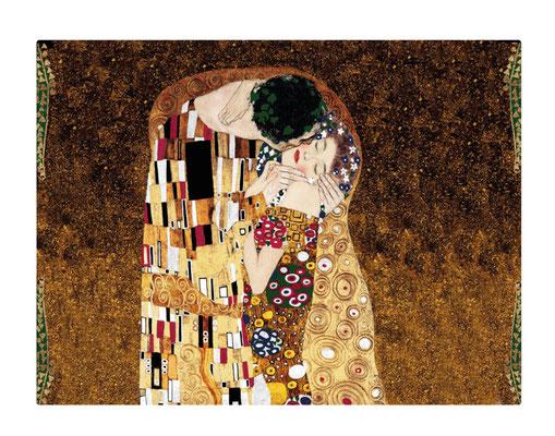 Artikel Nr. 4501 - Der Kuss (Placemat 45 x 34 cm)