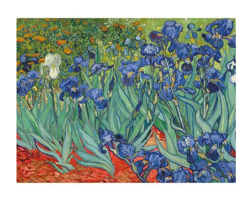 Artikel Nr. 4551 - Iris (Placemat 45 x 34 cm)