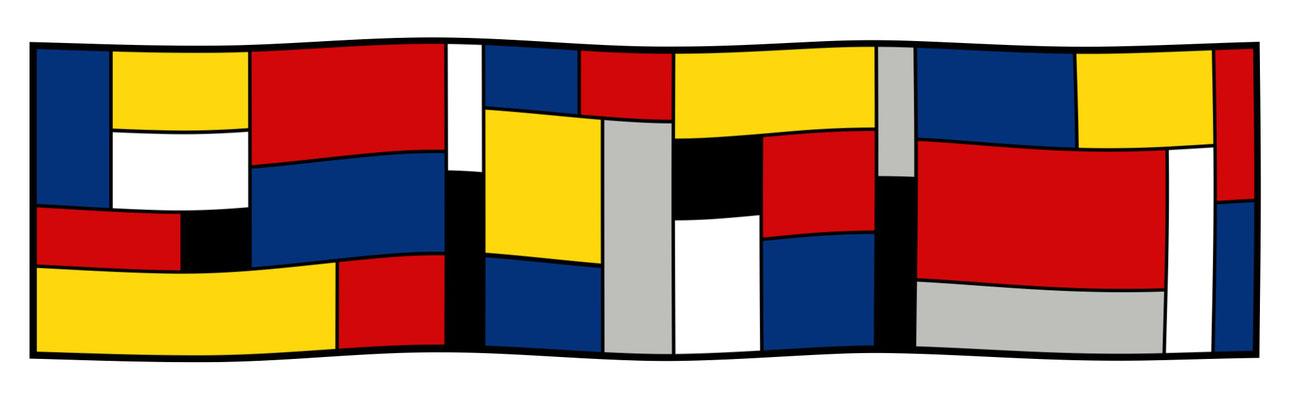 Art.-Nr. 2157 - Mondrian