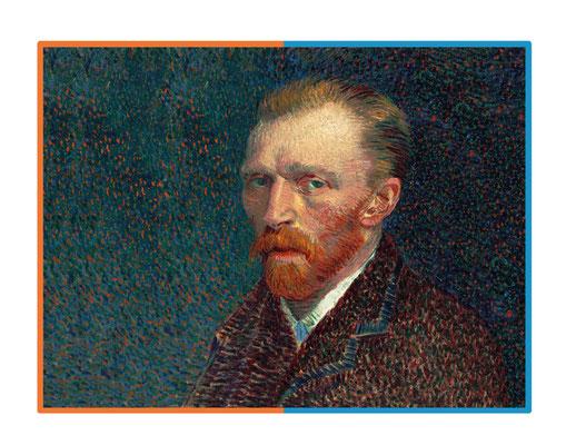 Artikel Nr. 4540 - Selbstportrai/Chicago (Placemat 45 x 34 cm)