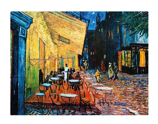 Artikel Nr. 4550 - Nachtcafé (Placemat 45 x 34 cm)