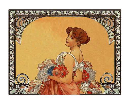 Artikel Nr. 4531 - Sommer (Placemat 45 x 34 cm)