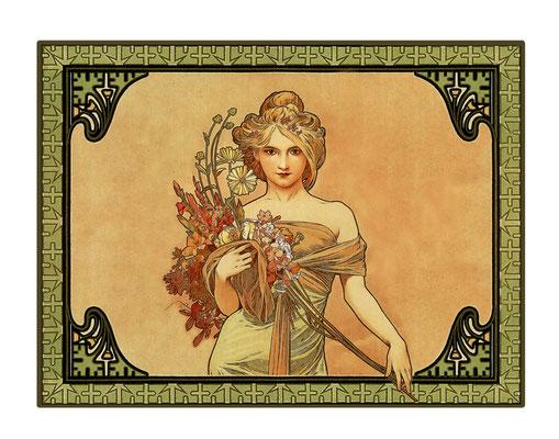 Artikel Nr. 4530 - Frühling (Placemat 45 x 34 cm)