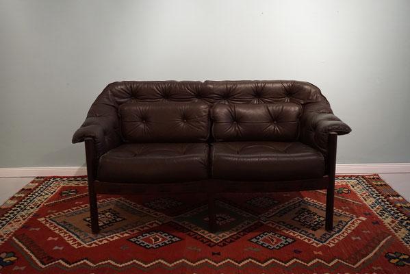arne norell 2 sitzer ankauf teak 60er 70er 50er the vintage store hamburg midcentury. Black Bedroom Furniture Sets. Home Design Ideas