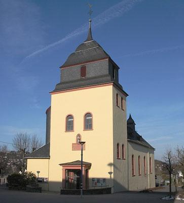 St. Johannes der Täufer, Pluwig