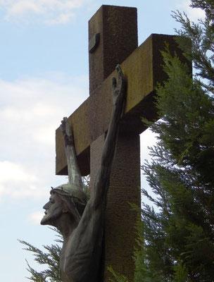Pluwig. Das Kriegerdenkmal von Anton Nagel, Bildhauer aus Trier
