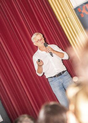 PSZW Eggenburg, Kongress 2018, Veranstaltung