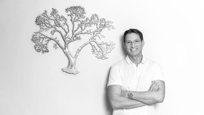 Businessportrait, Dr. Jürgen Heger
