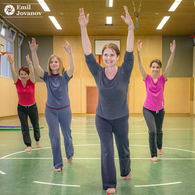 Kursprogramm, Volkshochschule, Gymnastik, Pilates, Rückenfit, Horn