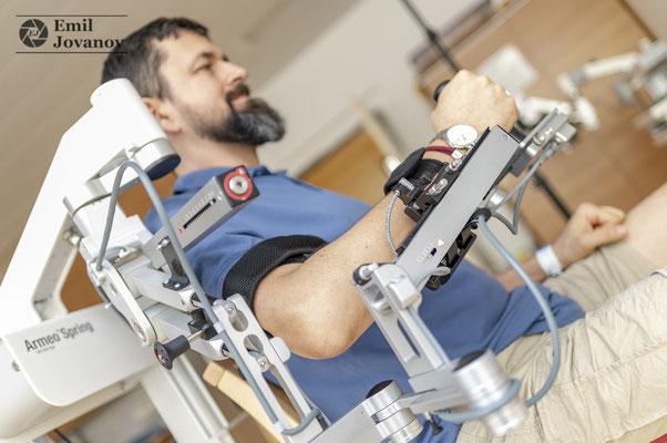 Landesklinikum Allentsteig, Krankenhaus, Physiotherapie, neurologische Rehabilitation