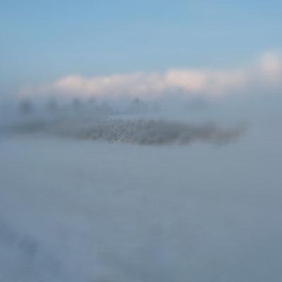Beschleunigte Landschaft 34, Fotografie 2014