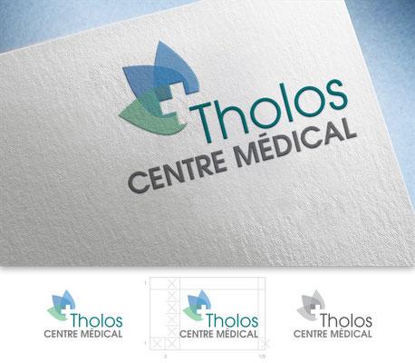 Conception de logo : Centre médical