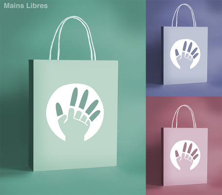 Conception de logo : Association bénévole