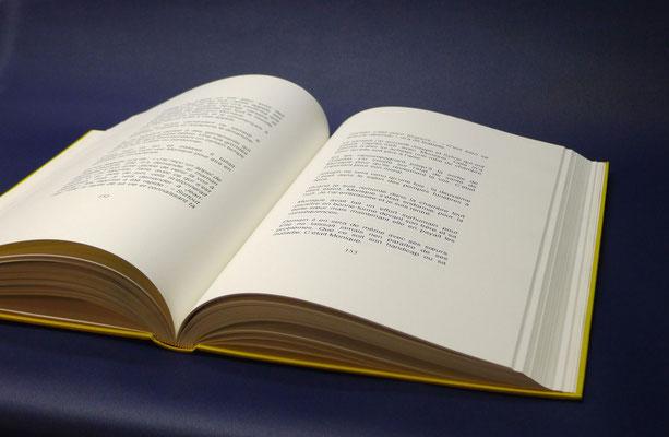 Livre hommage à MO réalisé par Bourgogne-Reliure