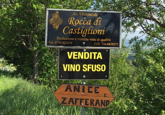 Vakantiehuis huren Casa Panoramica Italië Le Marche