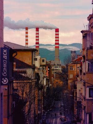 Arbeiten - Ort: Sofia/Bulgarien