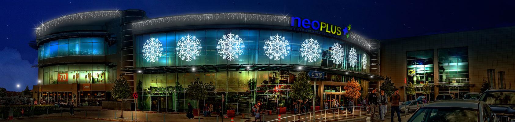 Neoplus - Einkaufszentrum in Eskisehir/Türkei