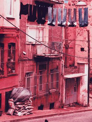Hosen hinunter - Ort: Istanbul/Turkey
