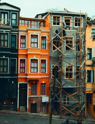 Frame - Place: Istanbul/Turkey