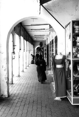Vorwärts - Ort: Casablanca/Marokko