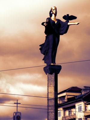 Mit dem Wind - Ort: Sofia/Bulgarien