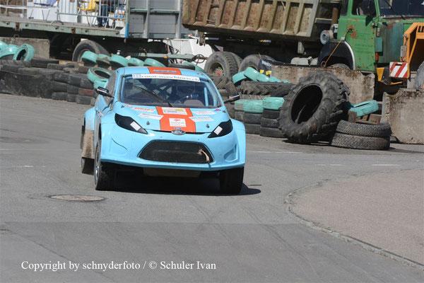 Fotos/Impressionen vom Auto Cross Hoch Ybrig 7. Mai 2016