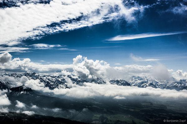 36 - Schwerelos in den Wolken II