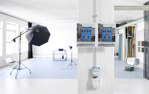 Mietstudio für Foto und Film