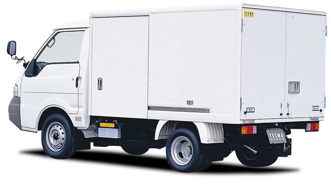 ボンゴトラック保冷車