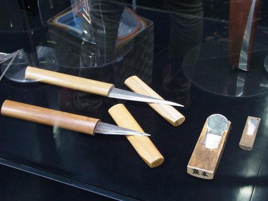 クレイモデラー様の道具も展示されていました