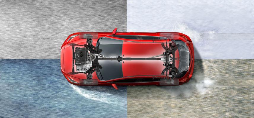 アクセラ「i-ACTIV AWD」