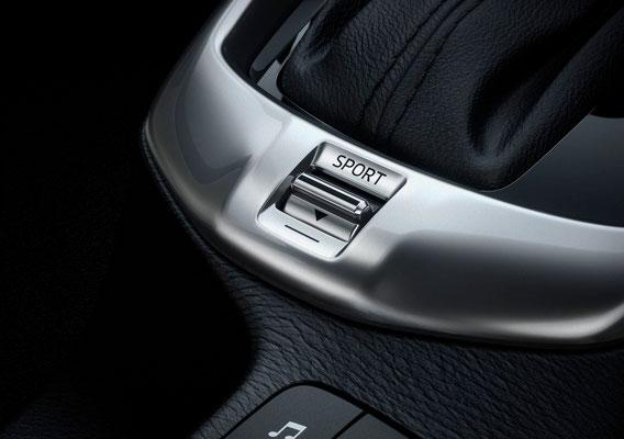 新型「デミオ」ドライブセレクション(日本仕様車)