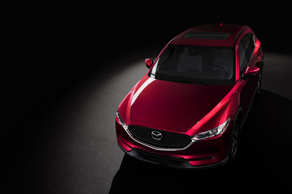 新型「Mazda CX-5」(北米仕様車)