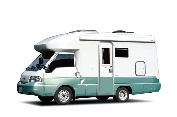 ボンゴトラック キャンパー仕様車