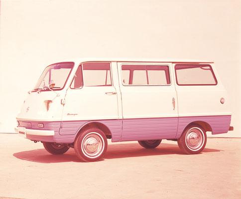 初代ボンゴ800(1966年発売)