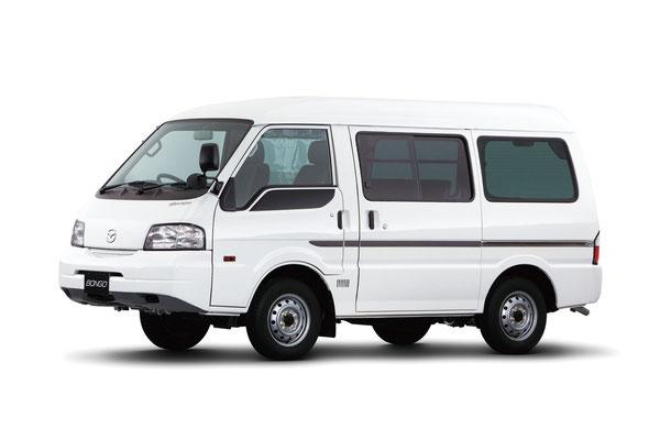 ボンゴバン GL 2WD・ハイルーフ・5ドア