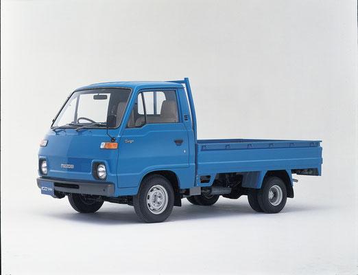 2代目ボンゴ(1977年発売)ワイドロー0.75t.積み