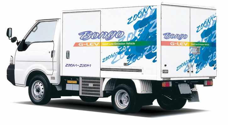ボンゴトラック冷凍車