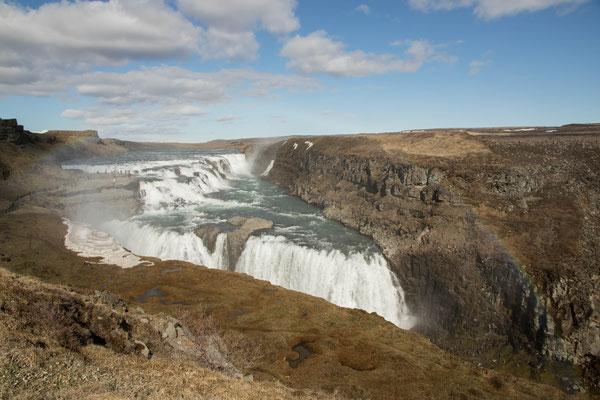 Gülfoss Falls