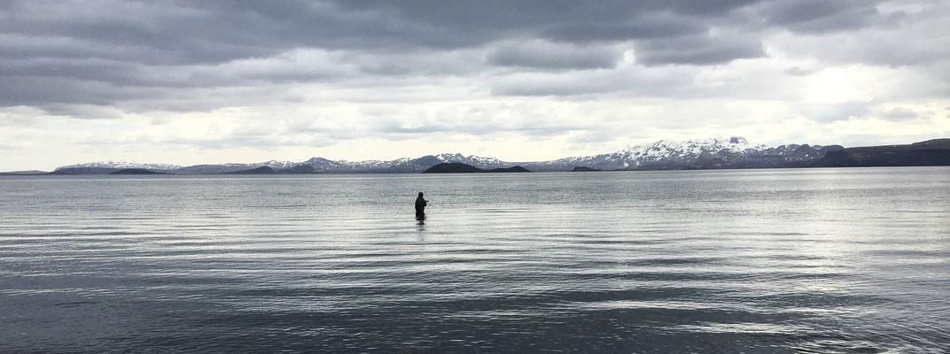 Jeannot und der See
