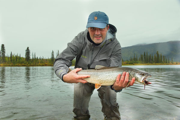 Jochen's Lake Trout aus dem Walker Lake