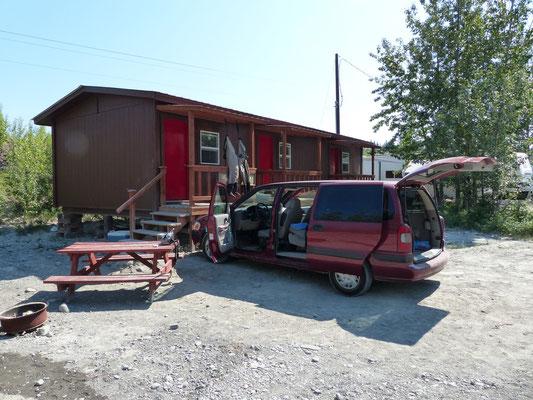 Cabin am Klutina