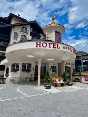 Das Hotel Platzer, Gerlos