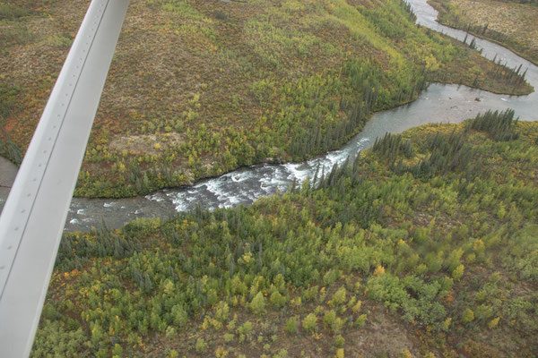 Upper Canyon Kobuk River
