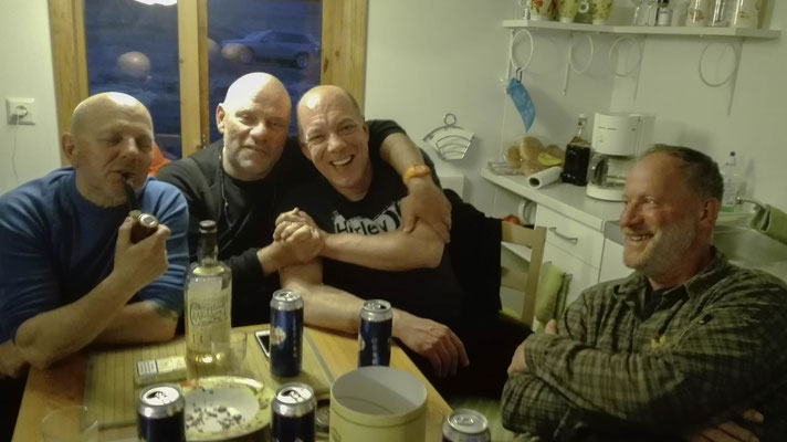 Claude, Misch, ich & Jeannot